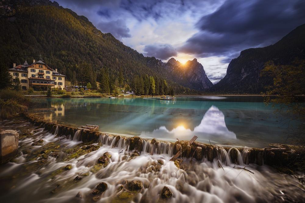 ...lago di dobbiaco I... by roblfc1892