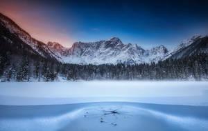 ...laghi di fusine IV... by roblfc1892