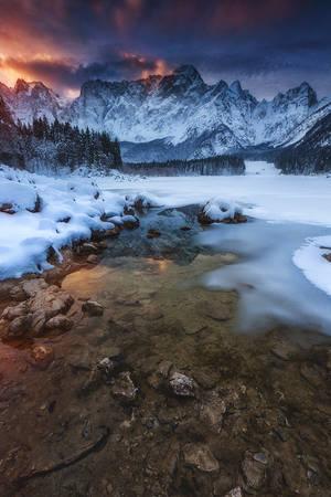 ...laghi di fusine V... by roblfc1892