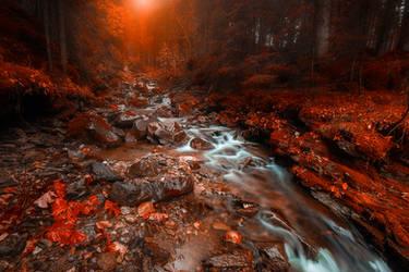 ...waterfall in dolomiti III... by roblfc1892