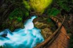 ...vintgar gorge I... by roblfc1892