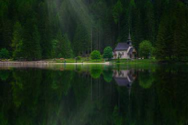 lago di braies VI