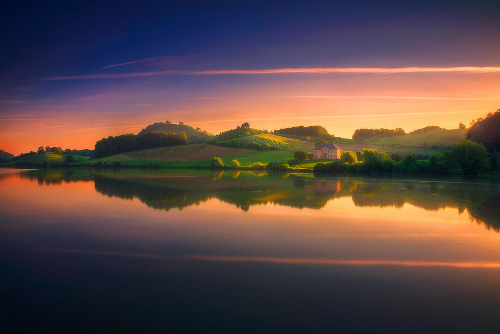 pernisko jezero II by roblfc1892