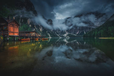 lago di braies by roblfc1892
