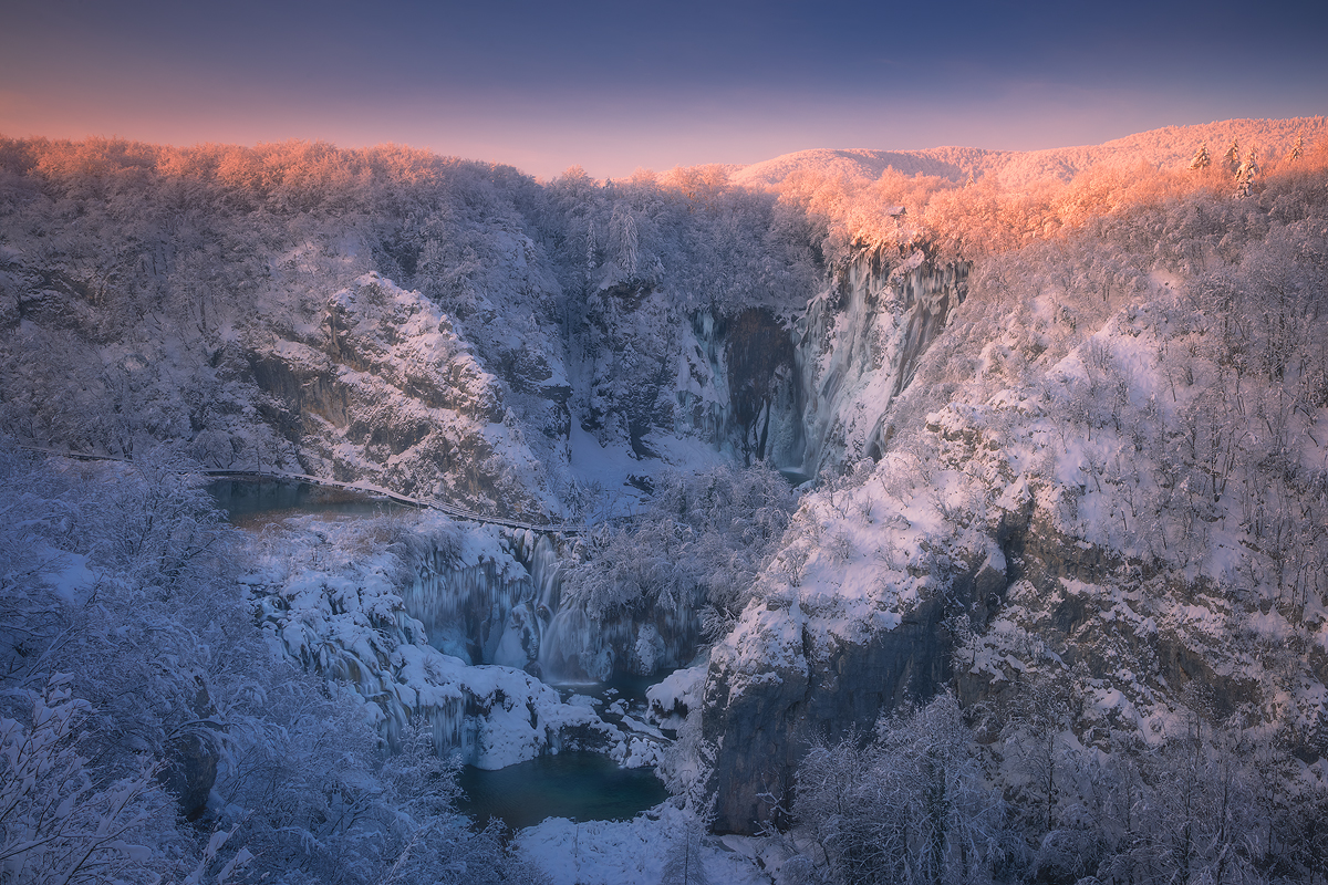 plitvice lakes by roblfc1892