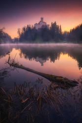 trakoscan lake by roblfc1892