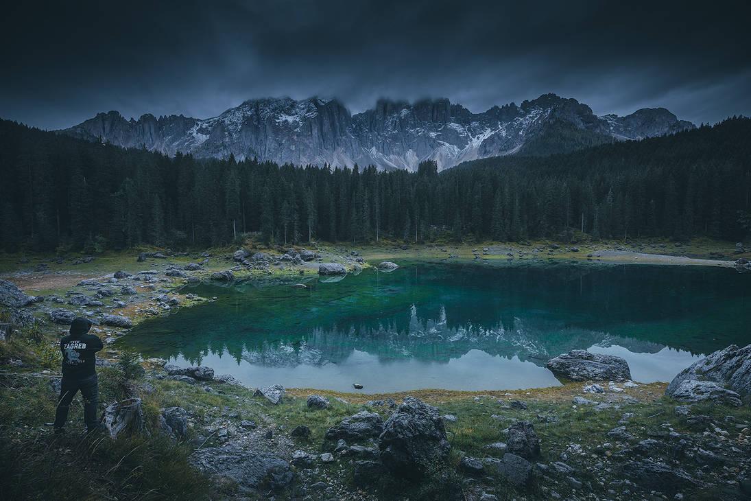 lago di carezza by roblfc1892