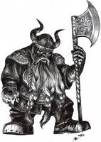 warhammer dwarf by roblfc1892