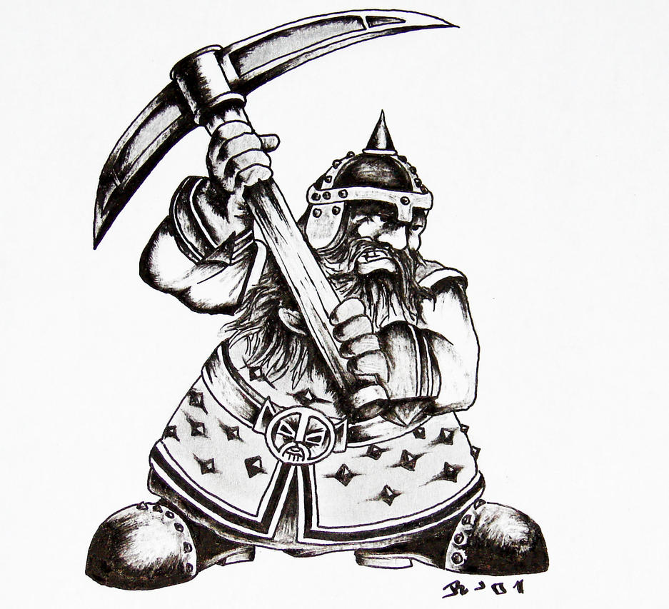 dwarf2 by roblfc1892