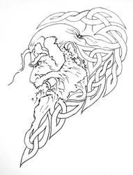 celtic dwarf in progress by roblfc1892