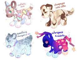 New years adopts by sighss