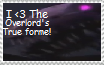 Overlord's true forme stamp by brendensteel