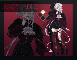Adoptable Auction #15 |OPEN| by li-ar