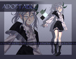 Adoptable Auction #16 |OPEN| by li-ar