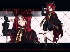 Adoptable Auction #29  OPEN  by li-ar