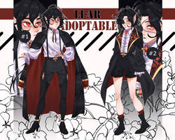  OPEN 2/2  Adoptable Auction #35 by li-ar