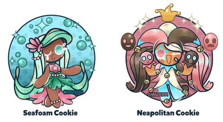 [A] Cookie Run Adopts: 2/2 (Open) by Chanzajam