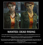 WANTED: DEAD RISING - Stacey Forsythe feat Emopiki