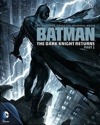 BATMAN: THE DARK KNIGHT RETURNS p1 movie review