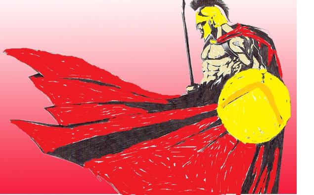 King Leonidas by Rammsteinfan1994