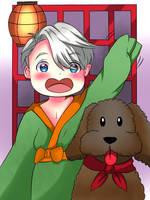 Viktor!! by Midomine