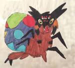 Vayamon Arachnitula by Sia-Mon