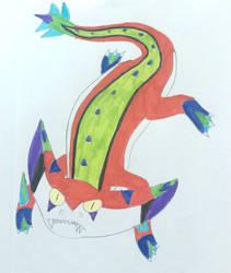 Vayamon 3: Amphicaulus by Sia-Mon