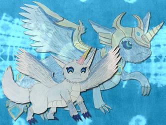 Skylanders Ring of Heroes-Whirlwind poster by Sia-Mon