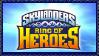 Skylanders:Ring of Heroes stamp by Sia-Mon