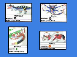 Vayamon 3 cards set 6