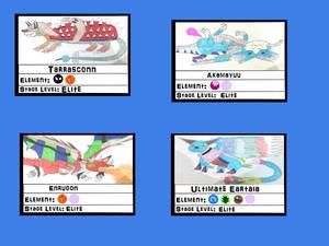 Vayamon 3 cards set 16