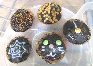 Halloween cakes 1