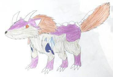 Neo Monsters: Spikewolf