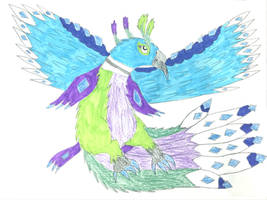 Vayamon 4: Gligeonix by Sia-Mon