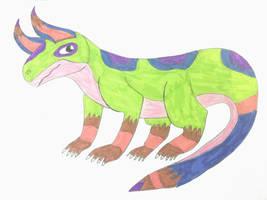 Vayamon 4: Shringataurus by Sia-Mon