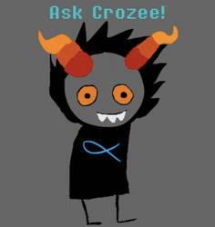 Ask Crozee Verxin (My Homestuck OC!)