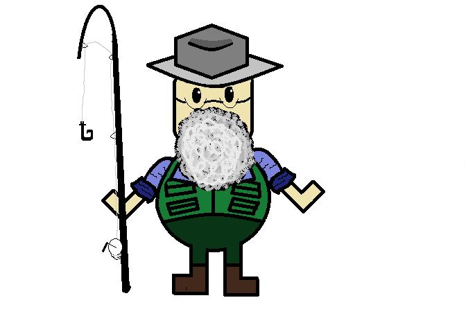 Fisherman by MagicWitch123