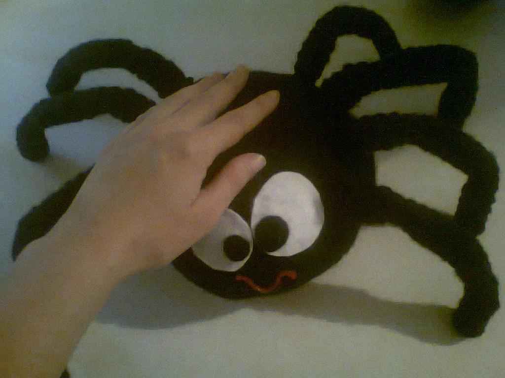Ella-la-araña patrón de amigurumi gigante (propio)   Taringa!