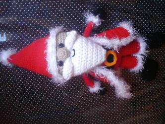 Muñeco amigurumi Papá Noel - amigurumis crochet y ganchillo ... | 250x333