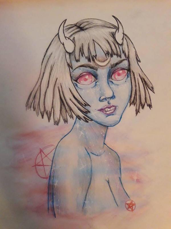 strange girl by adorablestejidos