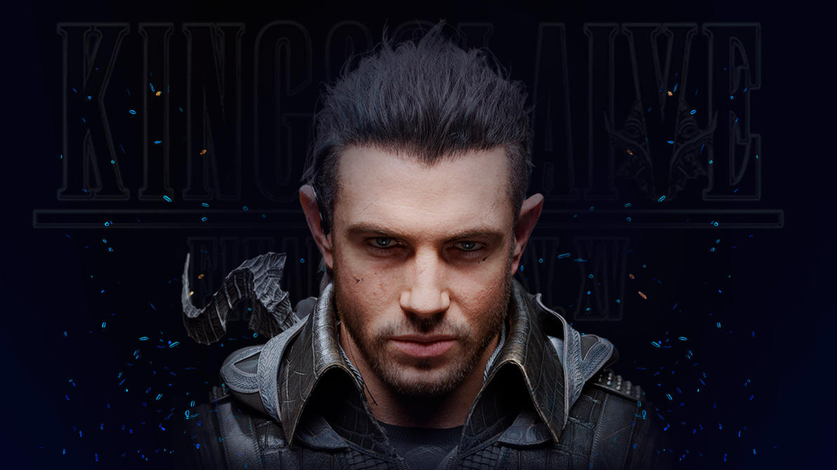 Nyx From Final Fantasy XV By Piweman