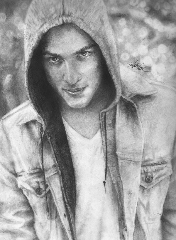 Michael Trevino 3 2010 by El-i-or