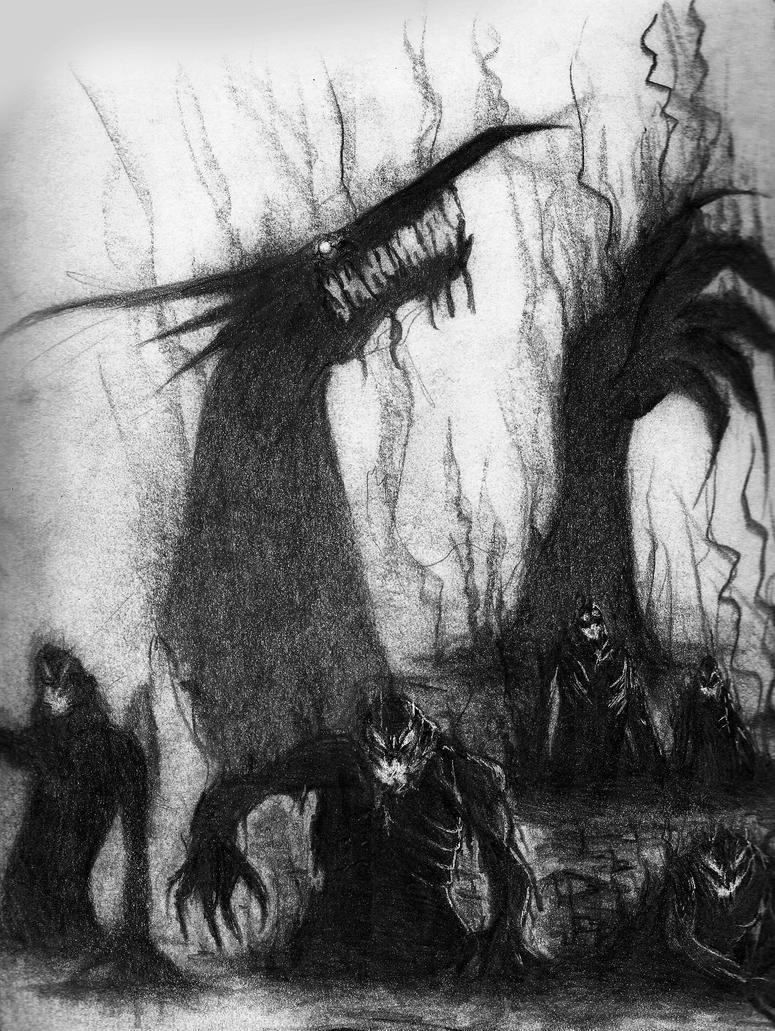 erebus god of darkness symbol - photo #23