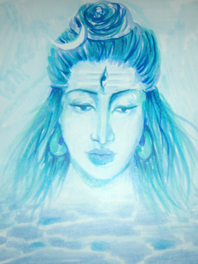 Om Namaha Shivaya by El-i-or