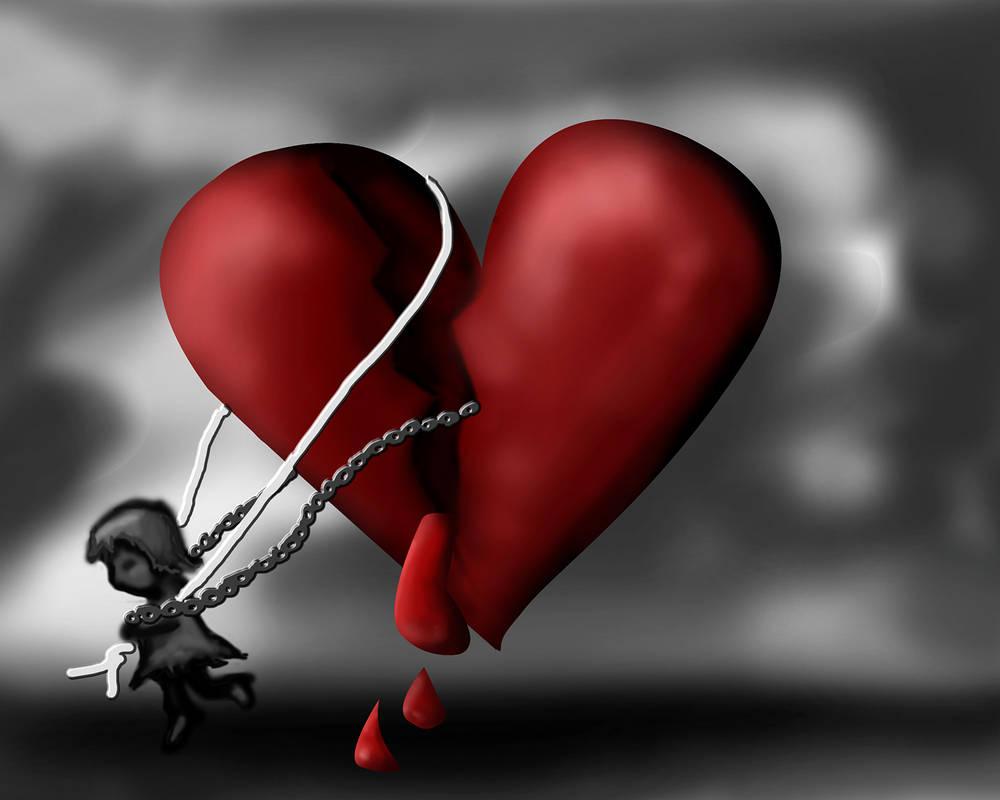 Картинки с надписью сердце разбито, картинку
