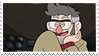 Oh, you silly!-stamp by Badenov