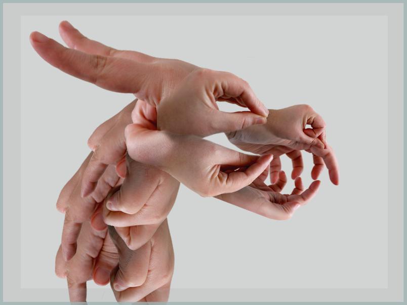 Hand Dragon by shadee