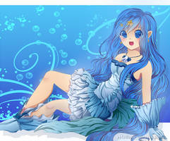 Ever Blue by Melody-Musique