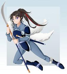 Setsuna - Half Demon