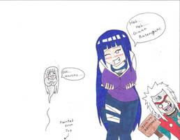 Naruto's New Rasengans! by KayTheYatagarasu